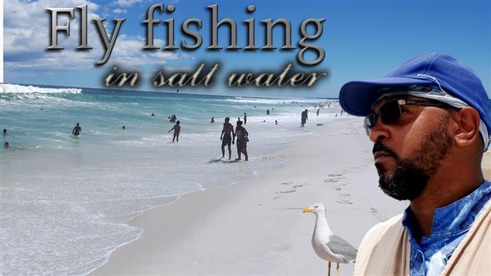Peixe na praia